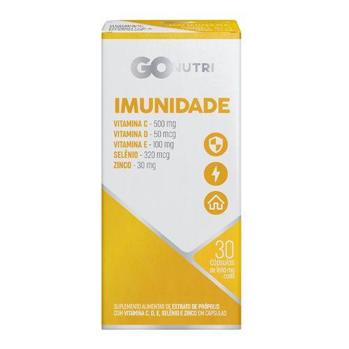 Imunidade Gonutri c/ 30 Cápsulas