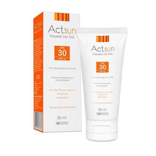 Actsun Facial Fps30 60Ml - Actsun