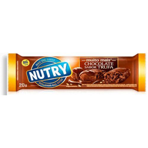 Barra De Cereais Nutry Trufa 22G - Nutry