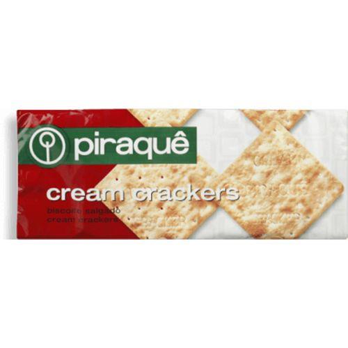 Biscoito Piraque Cream Cracker 200G - Piraque
