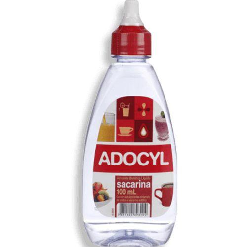 Adoçante Adocyl Líquido 100Ml - Adocyl