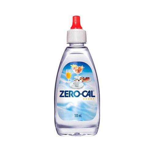 Adoçante Zero Cal Líquido 100Ml - Zero Cal