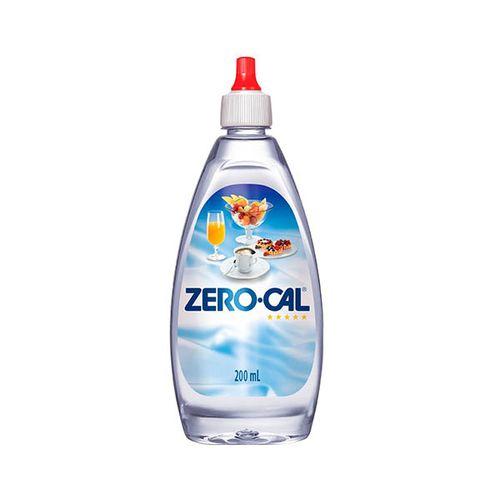Adoçante Zero Cal Líquido 200Ml - Zero Cal