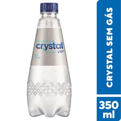Água Crystal Vip S/Gas 350Ml - Crystal