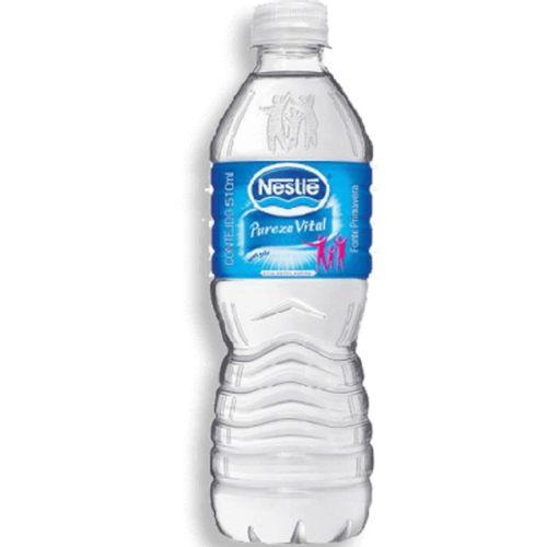 Água Mineral Nestlé Pure Vital Natural 510Ml - Aquarel