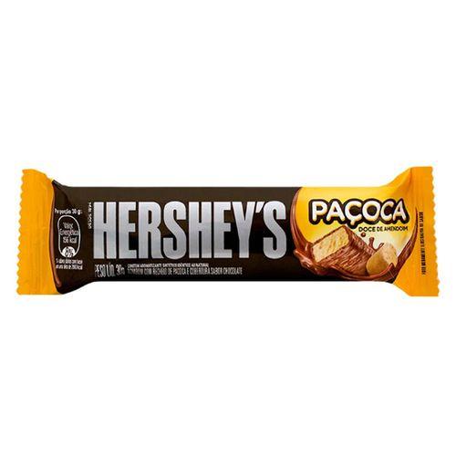 Chocolate Hersheys Paçoca 30g - Hersheys