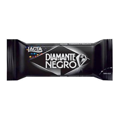 Chocolate Lacta/Diamante Negro 20G - Lacta