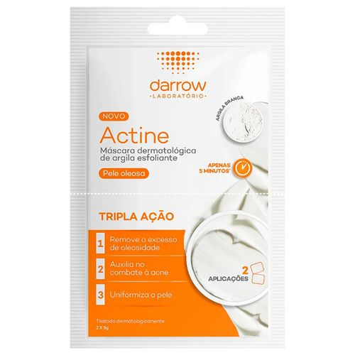 Máscara Actine Esfoliante 5G - Darrow