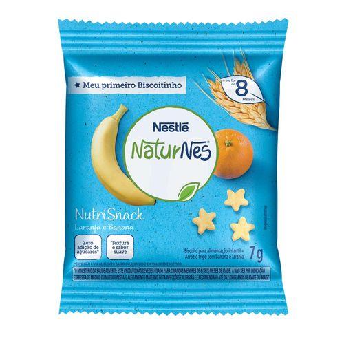 Naturnes Banana E Laranja 7G - Naturnes