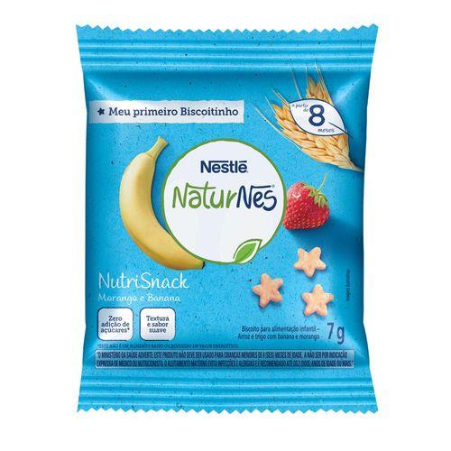 Naturnes Banana E Morango 7G - Naturnes