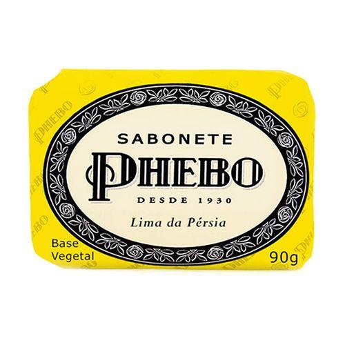 Sabonete Barra Phebo Lima Persia 90G - Granado