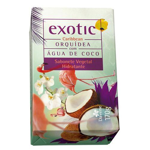 Sabonete Davene Exotic Hidratante Caribbean 170G - Davene