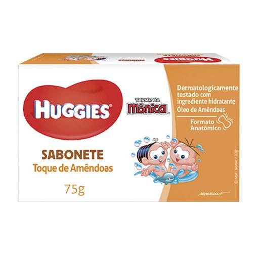 Sabonete Huggies Hidr 75g