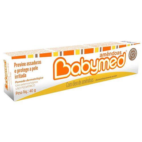 Pomada Babymed Amêndoas Protege 40G - Babymed