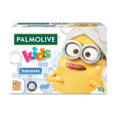 Sabonete Palm Kids Minions 85G - Colgate