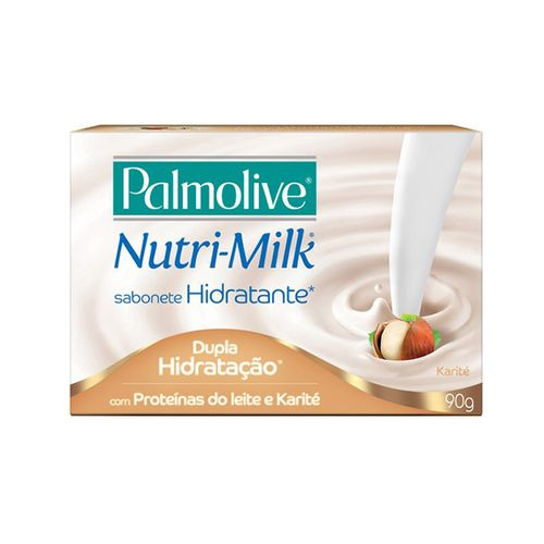 Sabonete Palmo Nutrimilk Karite 90G - Palmolive