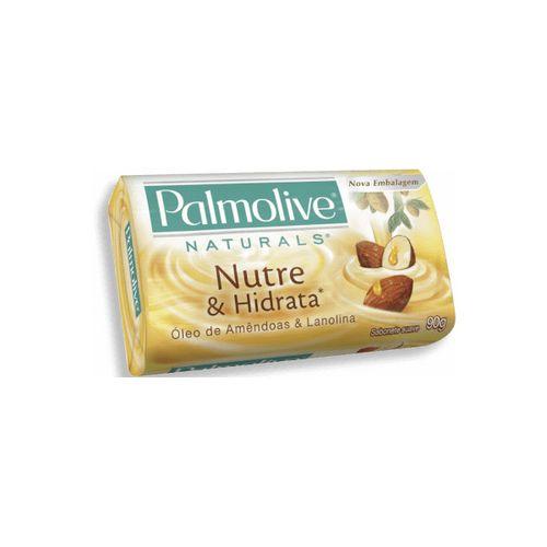 Sabonete Palmo Suave Lanolina 90G - Palmolive