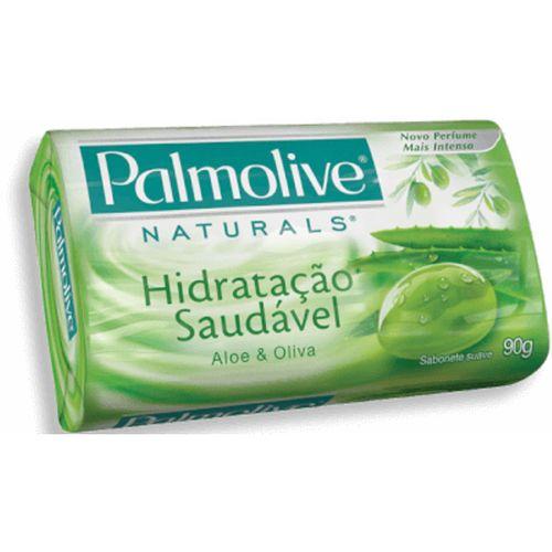Sabonete Palmo Suave Óleo Oliva 90G - Palmolive