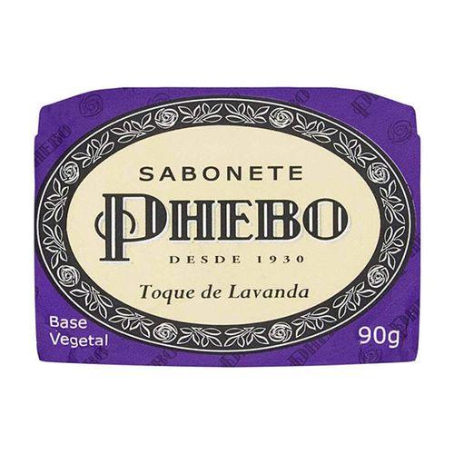 Sabonete Phebo Tq Lavanda 90G - Phebo