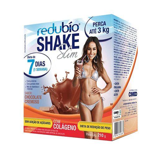 Shake Diet Redubio Sabor Chocolate 210G - Redubio