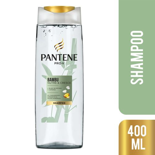 Shampoo Pantene Bambu 400 ml