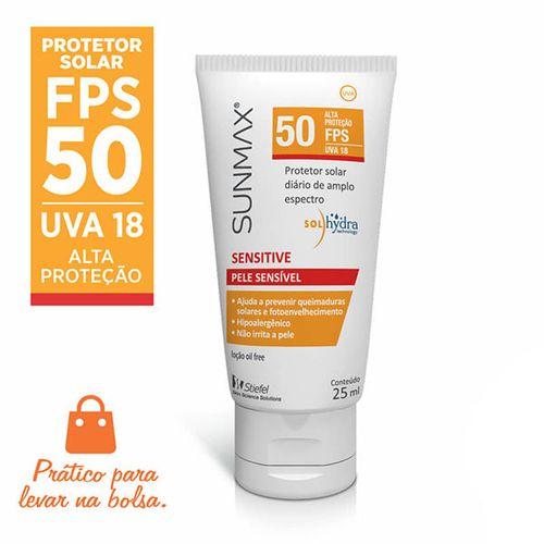 Sunmax Sensitive Pocket Fps50 25Ml - Sunmax