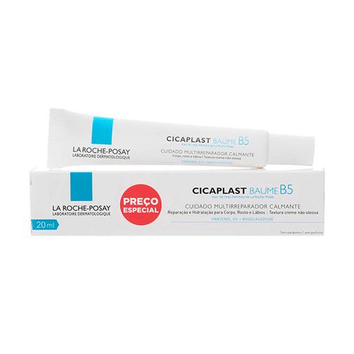 Cicaplast Baume B5 20ml - Cicaplast