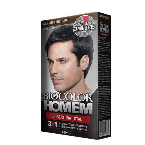 Ton Rapido Biocolor Hom Cas Esc - Biocolor