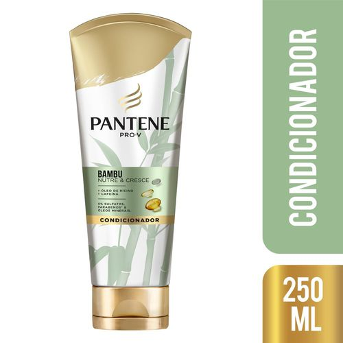 Condicionador Pantene Bambu 250 ml