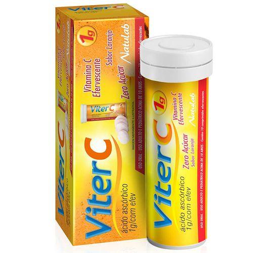 Viter C Efervecente 1g 10 Comprimidos