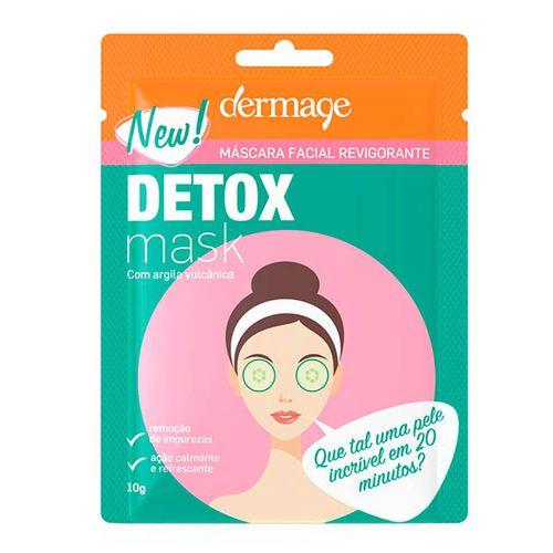 Dermage Detox Mask 10G - Dermage