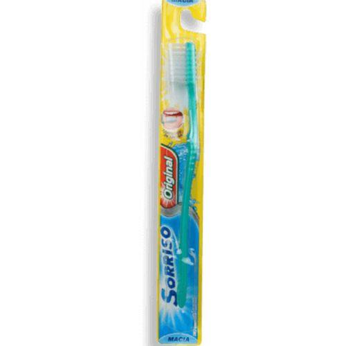 Escova De Dentes Sorriso Original Macia - Sorriso