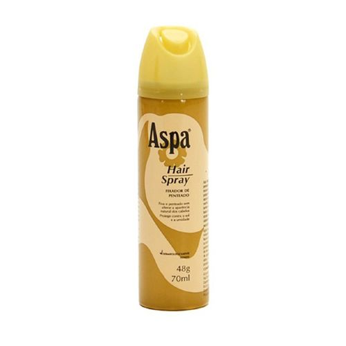 Fix Penteado Aspa Spray 70Ml - Aspa