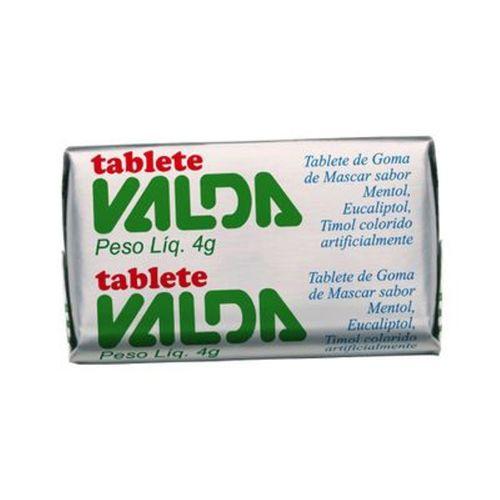 Goma De Mascar Valda Classic 4g