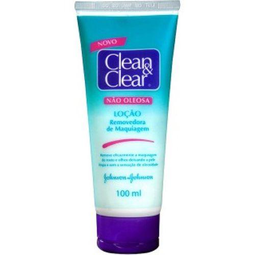 Loção C/C Demaquilante 100Ml - Clean Clear