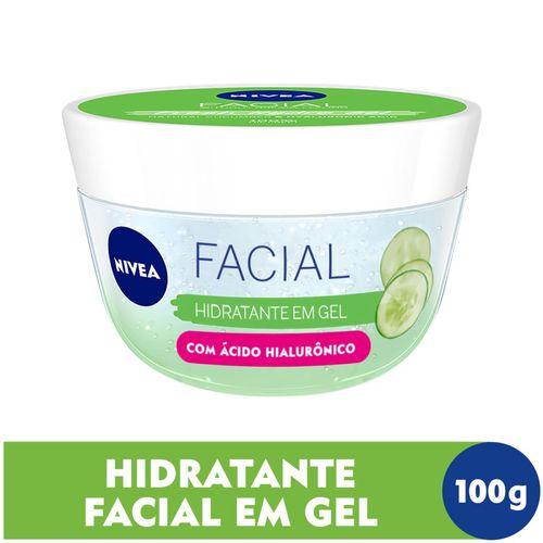 NIVEA Hidratante em Gel Facial 100g